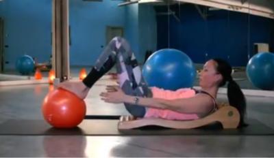 bibi e yogalates per partire
